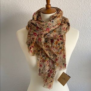 PATRICIA Nash Scarf 🧣 PRAIRIE Rose 🌹 Collection